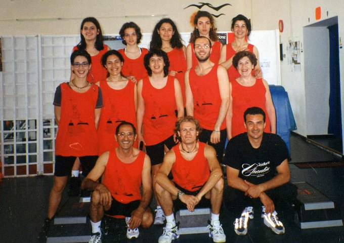 Volley Birds Aerobica 1995