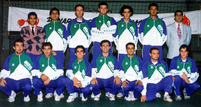 Volley Birds Pallavolo · Oristano 1994