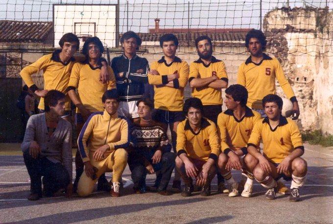 Pallavolo Terralba · 1976