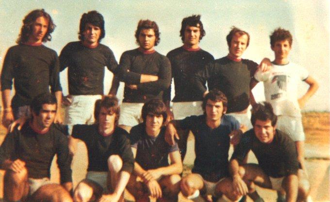 Anonimi Calcio · Oristano anni settanta