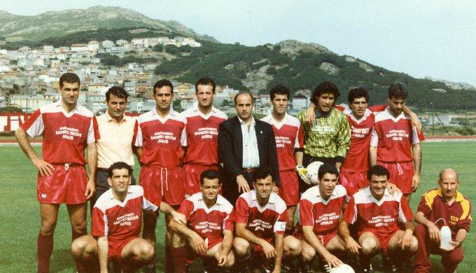 Arbus Calcio · 1992