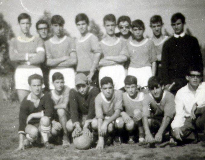 Aristana Calcio · Pardu Nou anni sessanta