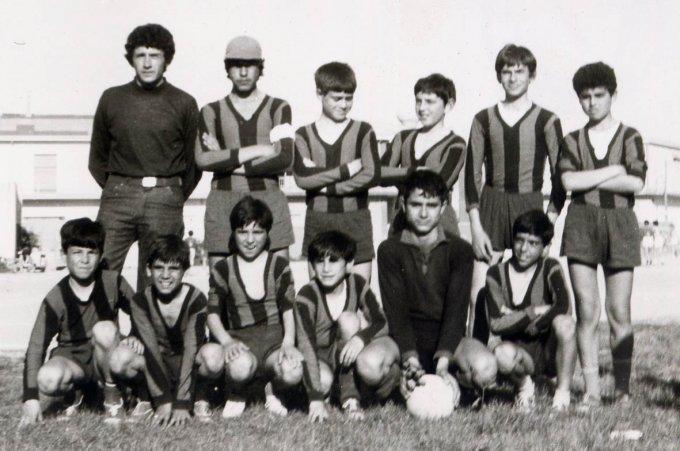 Aristana Calcio · Oristano 1970