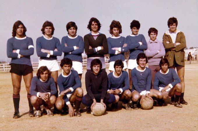 Aristana Calcio · Oristano 1972