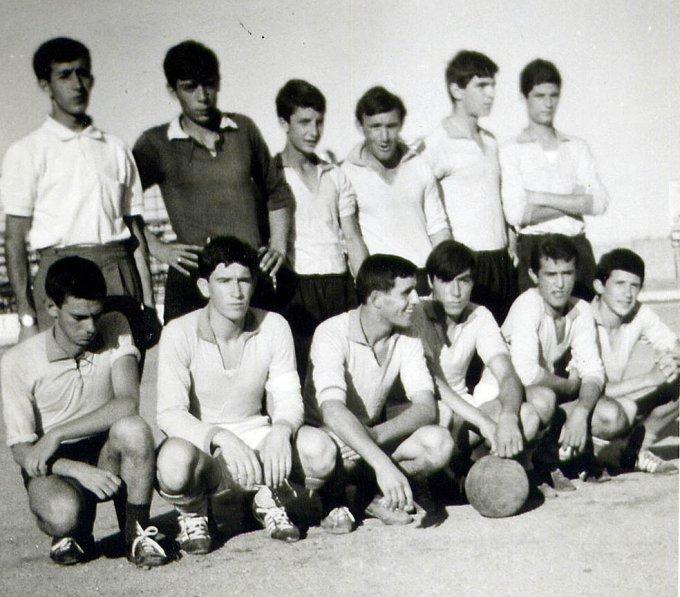 Aristana Calcio · Oristano anni sessanta