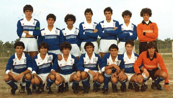 Ausonia Calcio · Oristano 1982
