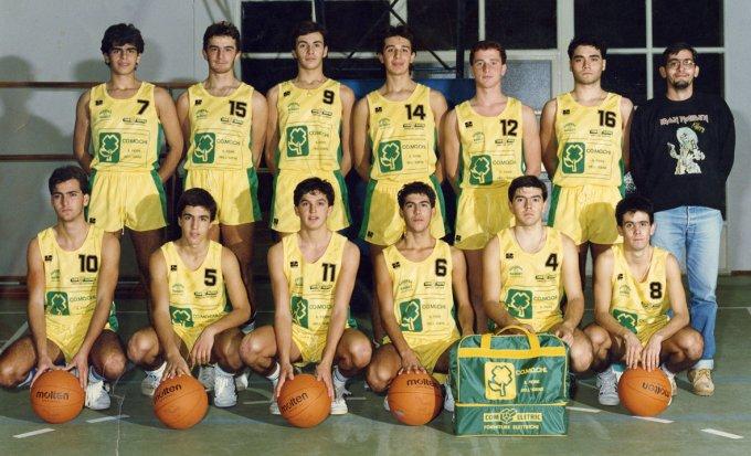 Azzurra Basket Oristano · anni 80