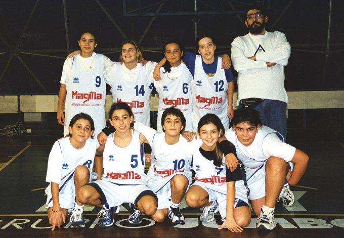 Azzurra Basket Femminile · Oristano