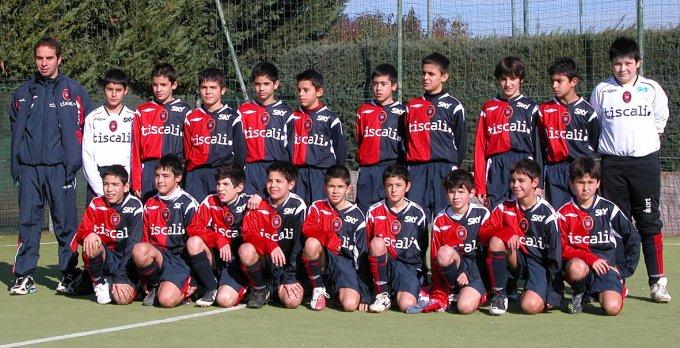 Cagliari Calcio Esordienti · 2007