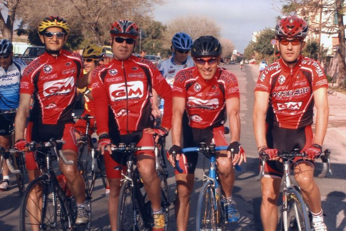 Squadra Cabella di Oristano · Portoscuso 2007
