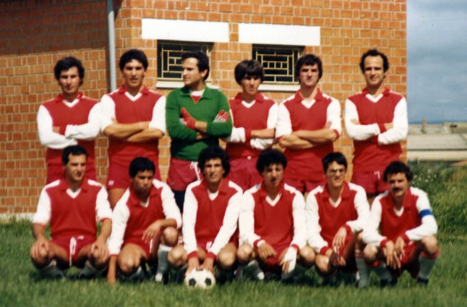 Città di Oristano Calcio · 1981