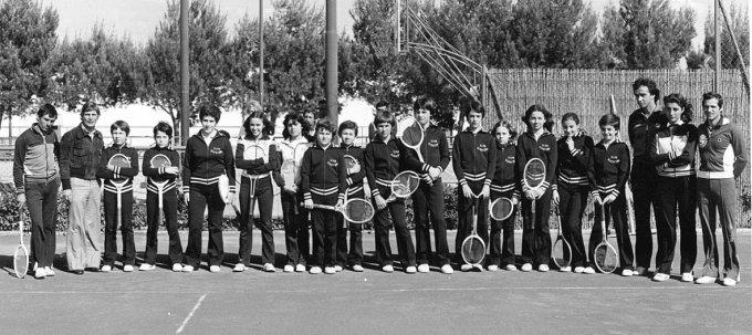 Club Sardegna Tennis · 1976
