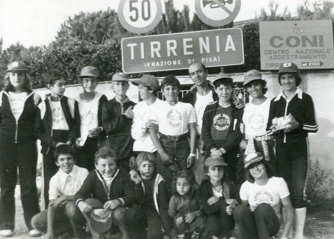 Giochi della Gioventù · Tirrenia 1976
