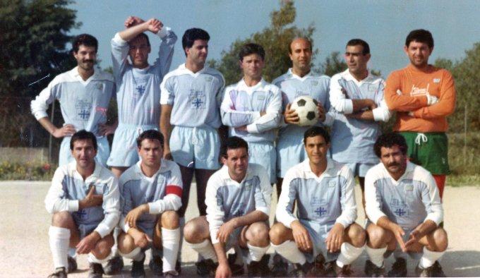 C.R.A.L. Calcio · Sassari 1987