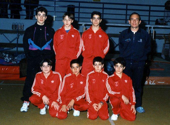 G.S. De Castro · Porto San Giorgio 1994