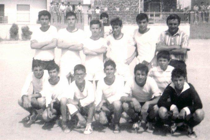 Don Bosco Allievi · Oristano 1968