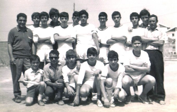Don Bosco Allievi Calcio · Oristano 1968