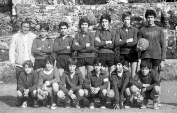 Don Bosco Giovanissimi · Oristano 1971