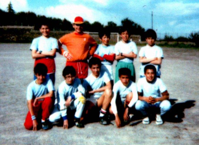 Falcons Calcio · Santu Lussurgiu 1987