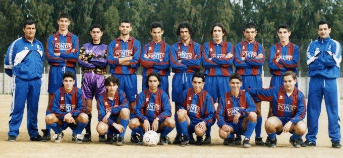 F.C. Cabras Juniores · 1997