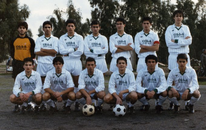 Folgore Calcio · Oristano 1985