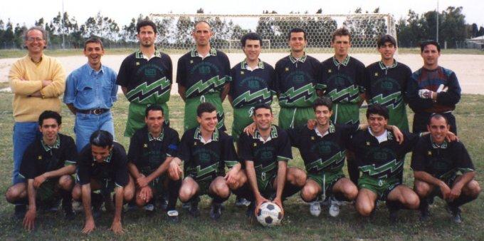 Folgore Calcio · Oristano 1996