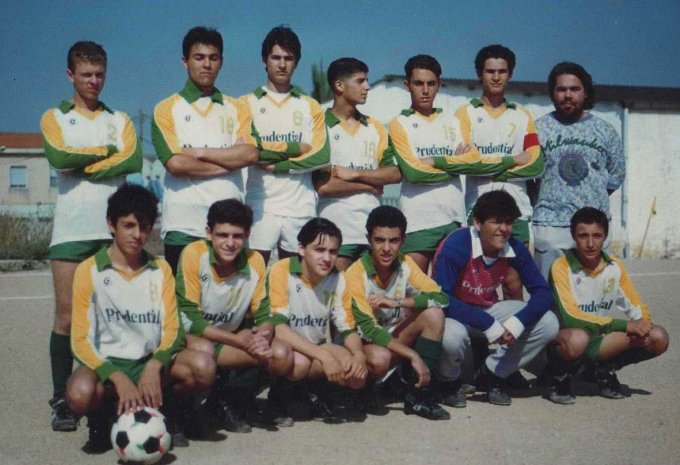 Frassinetti Under 18 · Oristano 1989