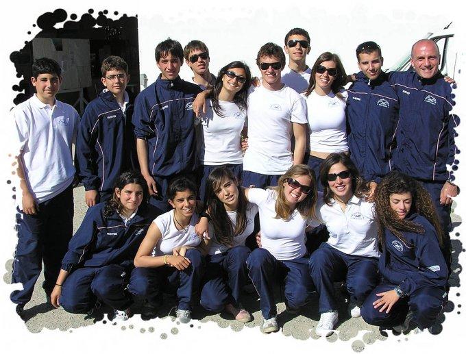 Circolo Nautico Oristano · Mantova 2006