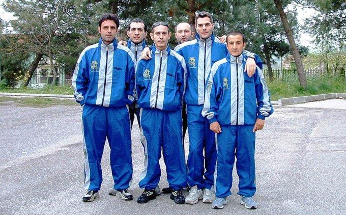 Tennistavolo Norbello · Ghilarza 2004