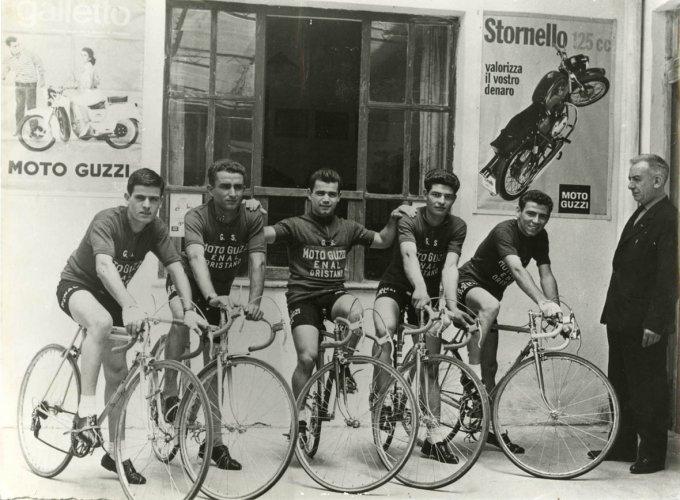 Gruppo Sportivo MotoGuzzi ENAL · Oristano 1961