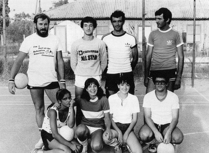 Invaders Mixed Pallavolo · Arborea 1980