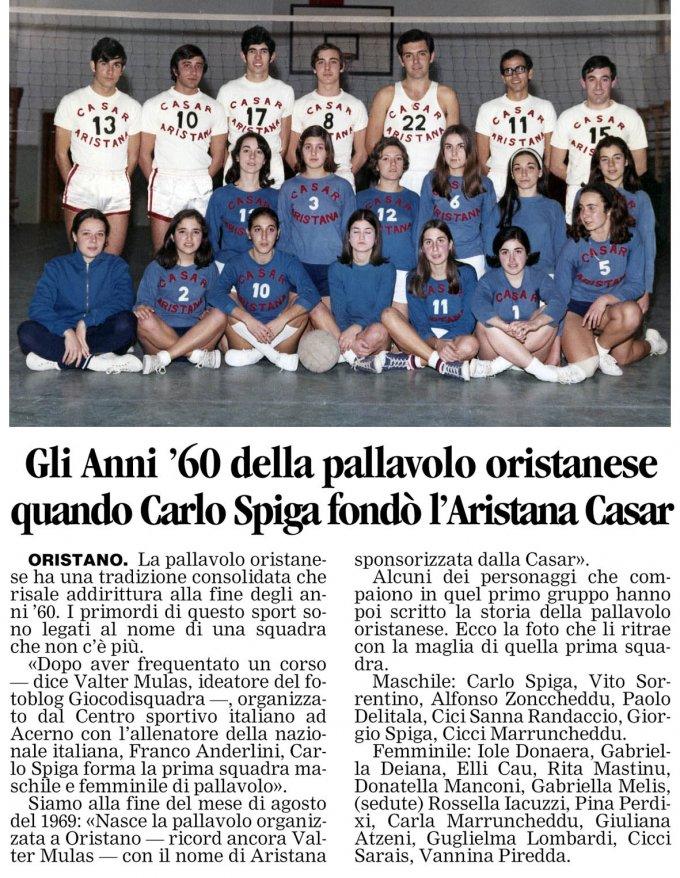 La Nuova Sardegna · 8 febbraio 2008