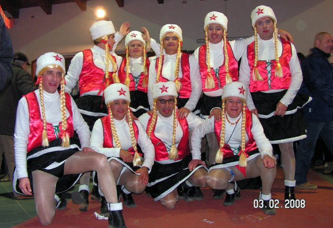 Dalla Russia con amore · Oristano 2008