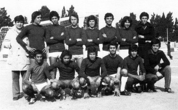 Torneo Scolastico · Oristano 1975