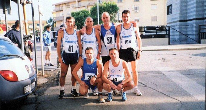 Marathon Club Oristano · Assemini 2002