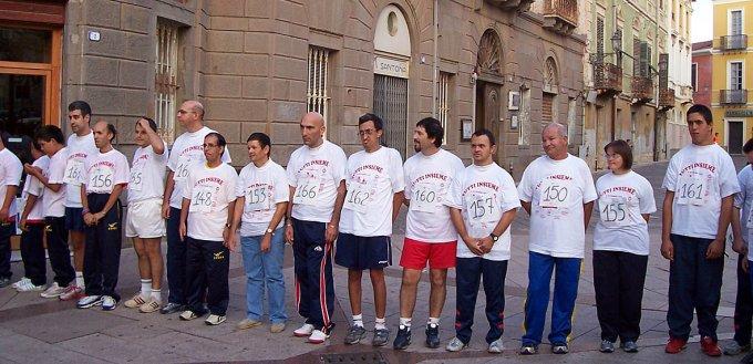 Marathon Club «Tutti Insieme» · Oristano 2006