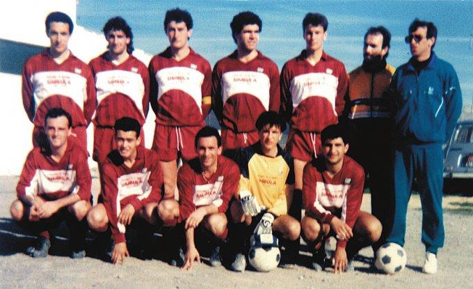 Marrubiu Calcio · 1990