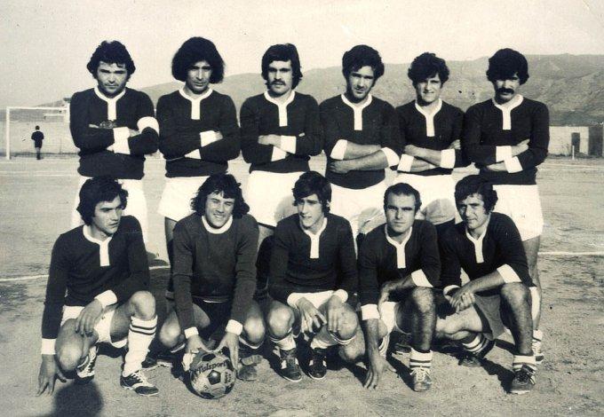 Marrubiu Calcio · 1974