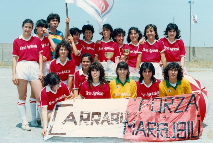 Marrubiu Calcio Femminile · 1983