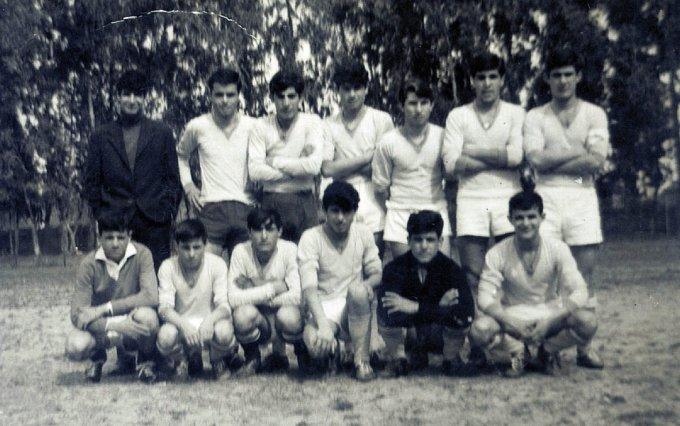 Marrubiu Calcio Juniores · 1965