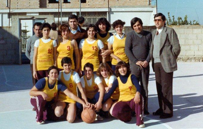 Polisportiva Marrubiu Basket · 1975