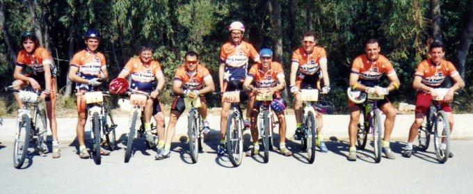 MTB Bici&Fantasy · Alghero 1995