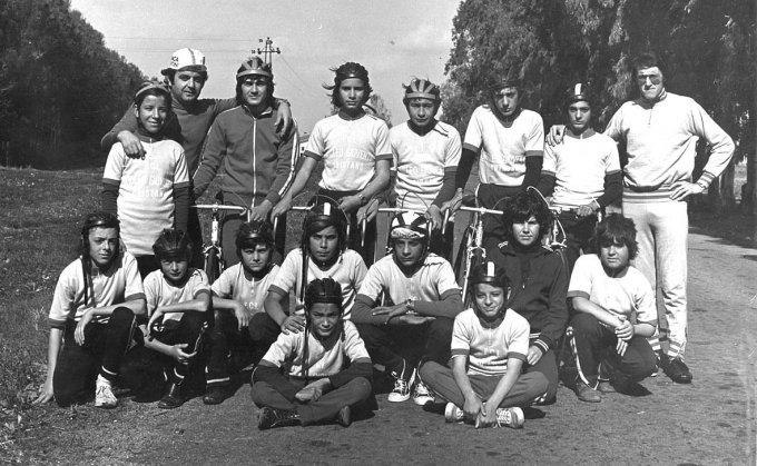 F.C.I. Nucleo Gioventù · Oristano 1973