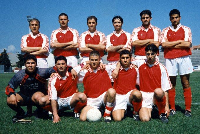 Oristanese Calcio · 2000