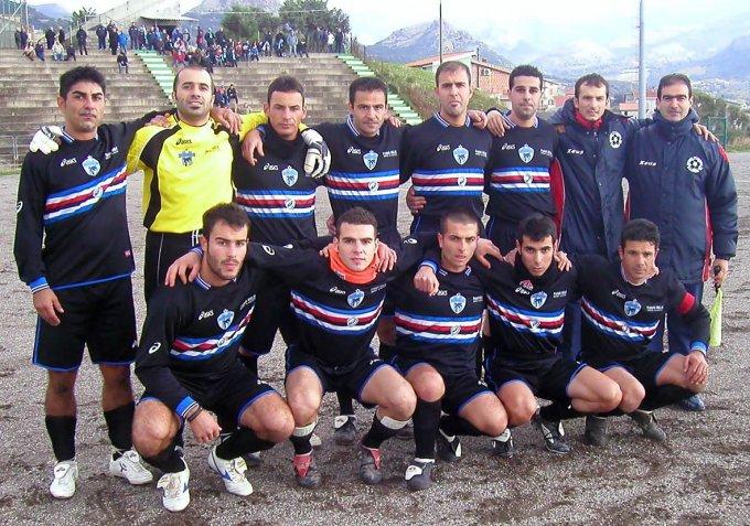 Palmas '95 · Cuglieri 2008