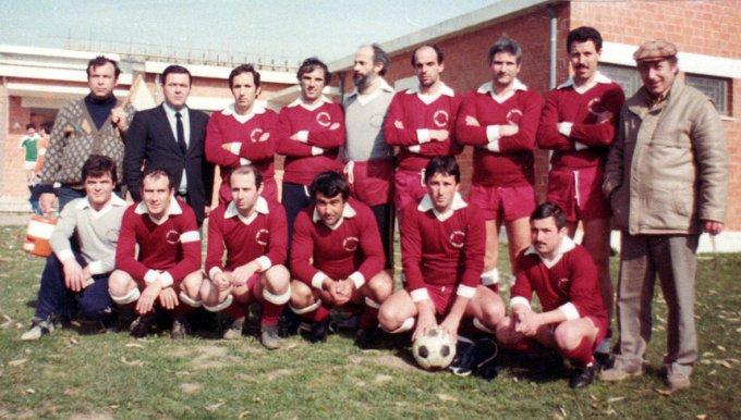 Polizia di Stato Calcio · Oristano primi anni ottanta