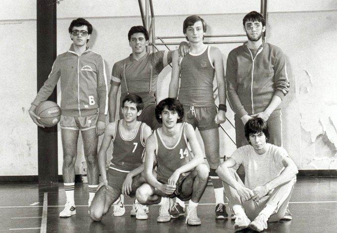 Quarta C Liceo Scientifico · Oristano 1981