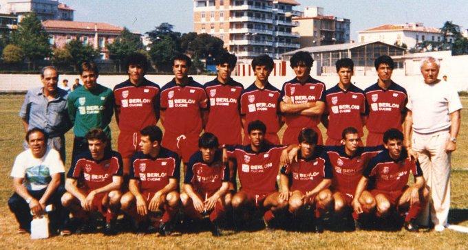 Rappresentativa Sarda · Torneo delle Regioni 1986