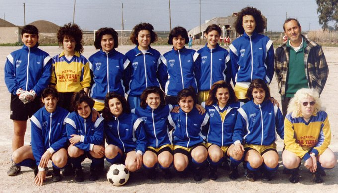G.S.F. Riola Calcio · 1989