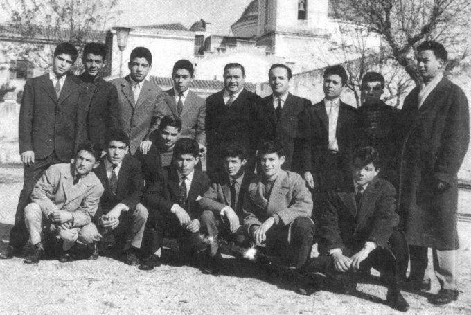 Sacro Cuore Calcio · Oristano inizi anni sessanta